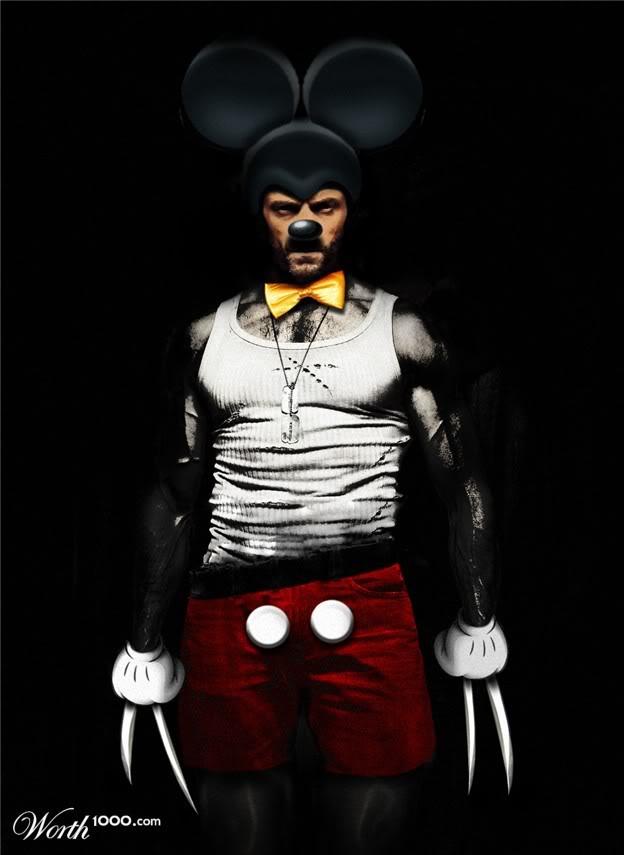 Mickeywolverine