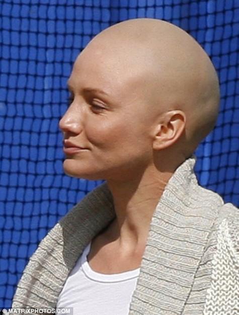 Bald women: the visual appreciation - esquire