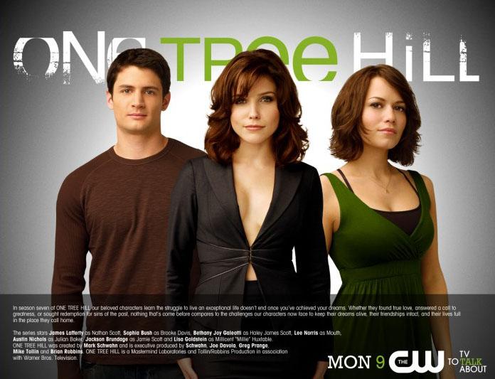 Poster_One_Tree_Hill_7_temporada