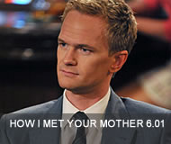 "Review – ""How I Met Your Mother"" 6.01 – Big Days"