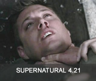 Review Supernatural (4.21) – When the Levee Breaks