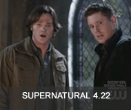 Review Supernatural (4.22) – Lucifer Rising