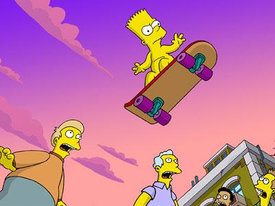 Bart Simpson nu