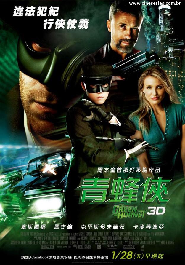 O Besouro Verde The Green Hornet