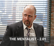 Review The Mentalist – 2.01 – Redemption