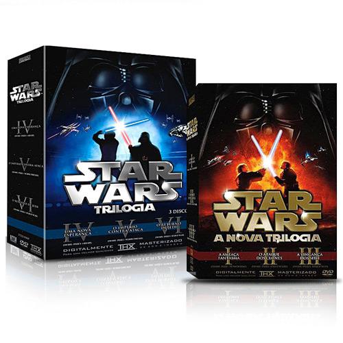 Star Wars Coleção Completa