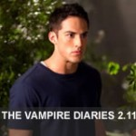 Review The Vampire Diaries 2.11 – By the Light of the Moon