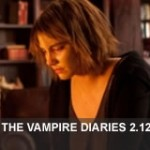Review The Vampire Diaries 2.12 – The Descent