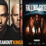 Emissoras A&E e TNT renovam Breakout Kings e Falling Skies para novas temporadas