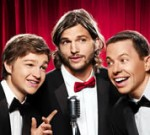 """Two and a Half Men"" ganha nova abertura com Ashton Kutcher"